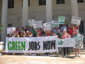 Green Jobs Now Sarasota - Sarasota, FL Photo By greenforall.org