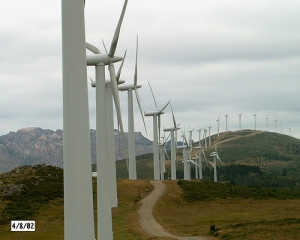 Wind Power Photo By Luis Alves
