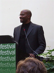 Van Jones at Green Festival Photo by Earthworm