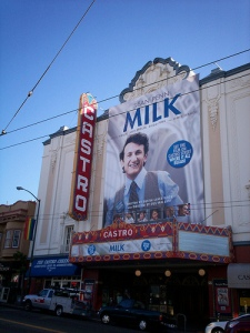 "Sean Penn poster for the ""Milk"" premiere 10/28/08 By strangedejim"