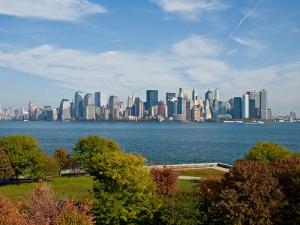 New York Skyline Photo By wwarby