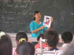 Student Teacher Photo By peiqianlong