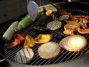 grilled veggies Photo By massdistraction