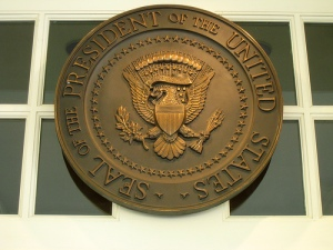 Seal of the President of the United States Photo By JoshBerglund19