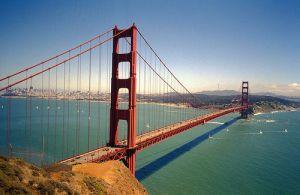 Golden Gate Photo by aslakr