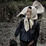 women in laos