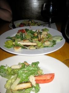 Vegan Ceaser Salad
