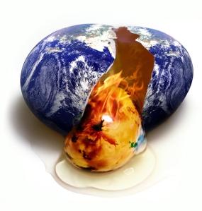 Earth Egg Photo By  azrainman