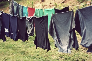 Clothes line. Photo By stacy michelle