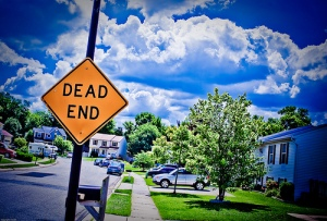 Dead End in the Burbs Photo By √oхέƒx™