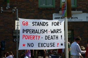 G8 Poverty Photo By Fabian Bromann