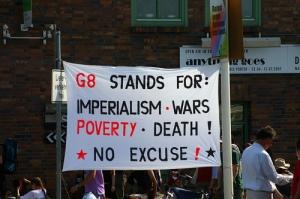 G8 Poverty Photo By Fabian Bromann