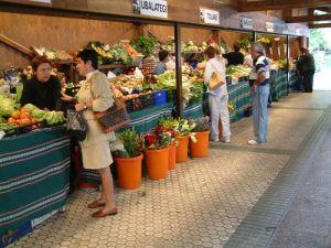 San Sebastian Open Air Market Photo By topgold