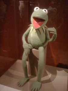 Original Kermit the Frog Photo By adamfarnsworth