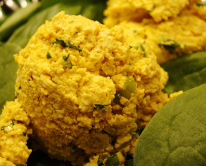 Tofu Egg Salad Photo By norwichnuts