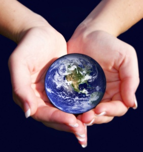 Its Future is in our Hands - Live Earth Photo By aussiegall