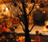 Halloween Tree Photo By H_Elise