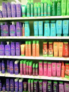 Shampoo and conditioner Photo By Clean Wal-Mart